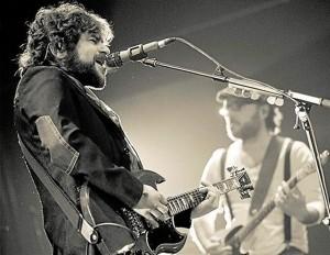 El cantante Quique González. / Foto: quiquegonzalez.com