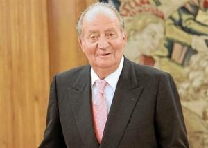 El Rey Juan Carlos I.