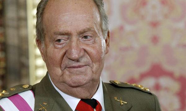 El Rey Don Juan Carlos pasará a ser capitán general de las Fuerzas Armadas en la reserva