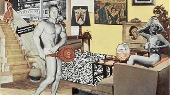 El Reina Sofía acoge la retrospectiva más amplia jamás realizada de Richard Hamilton, pionero del Pop Art
