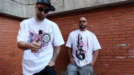 El rapero ToteKing ofrece un concierto sin alcohol en Santiago como parte de un plan de concienciación para los jóvenes