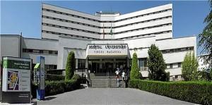 Hospital Virgen Macarena de Sevilla. / Foto: www.medicina.us.es