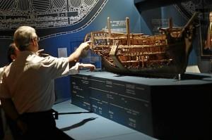 La exposición puede admirarse en el Museo Arqueológico.