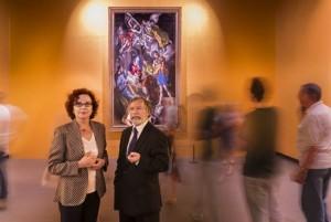 Le seguirá la exposición 'El Greco: arte y oficio', el próximo 8 de septiembre.