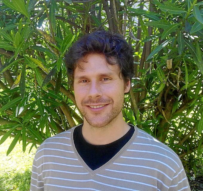 El profesor Carlos Beltran. / Foto: personales.unican.es