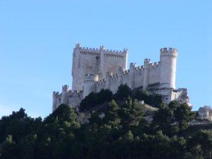 Castillo de Peñafiel en Valladolid. / Foto: turismopenafiel.com