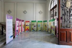"""Exposición """"Hogares Verdes"""" en la Diputación. / Foto: diputaciondepalencia.es"""