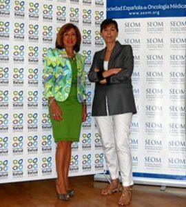 Fundación SEOM Y Salud 2000 respectivamente