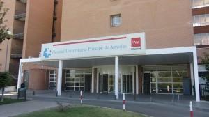 Hospital Universitario Príncipe de Asturias. / Foto: es.wikipedia.org