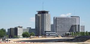 Hospital Universitario La Paz de Madrid. / Foto: es.wikipedia.org