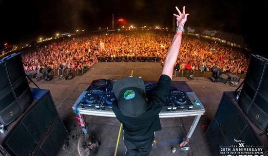 Unas 42.000 personas asisten al Monegros Desert Festival