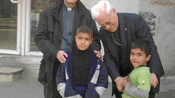 El presidente de Mensajeros de la Paz viaja a Amán para recibir a 40 españoles evacuados de Gaza