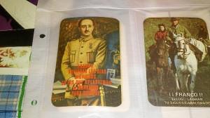 Desde la Dictadura hasta la Democracia pasando por la Transición forman parte de su colección.