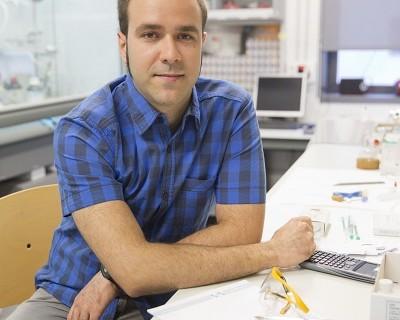 Sergio Gonell gana el premio SusChem-España al mejor trabajo predoctoral de investigación en química