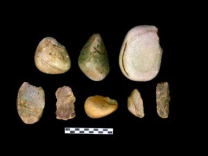 Restos encontrados en La Alcarría. / Foto: Europa Press / Ares Arqueología