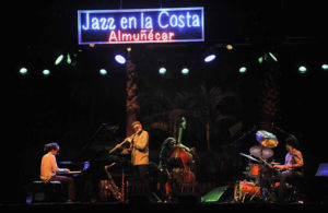 El Festival de Jazz. / Foto: Europa Press / Diputación de Granada