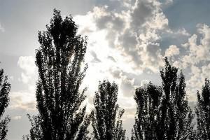 """El proceso de absorción del ozono por las nubes es """"espontáneo"""". / Foto: Europa Press"""