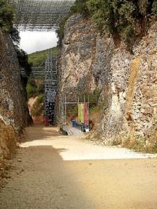 Visitas a los centros de Atapuerca.