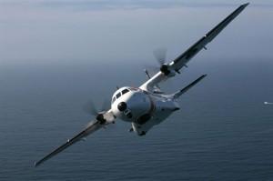 Un avión de Salvamento Marítimo. / Foto: Salvamento Marítimo