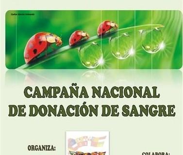 Comienza 'Olimpiada Roja: Campaña Nacional de Donación de Sangre, Verano 2014'