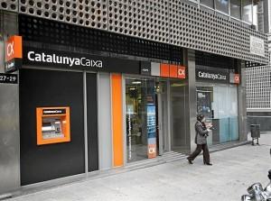Una de las sucursales de Caja Cataluña. / Foto: Catalunya Caixa