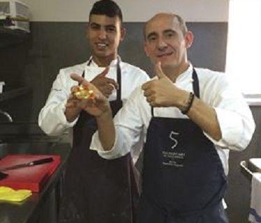 Cuatro chefs con estrellas Michelín ceden sus tapas para colaborar con un proyecto de inserción sociolaboral