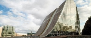 Ciudad de la Cultura de Galicia. / Foto: ciudaddelacultura.org