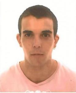 Imagen del joven desaparecido en Ciudad Real.