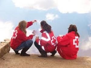 Voluntarios de Cruz Roja. / Foto: cruzroja.es
