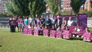 Campaña 'Mójate por la Esclerosis Múltiple'