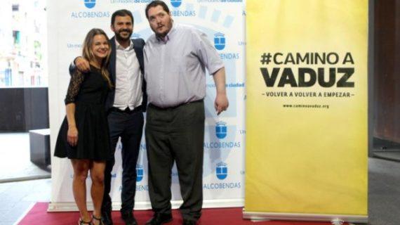 'Camino a Vaduz', la historia de superación Kike Martín