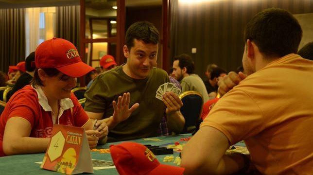 Un total de 2.700 personas participan en el campeonato nacional de dos juegos de mesa