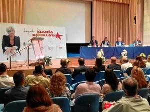 Celebración del seminario 'Valores en el Deporte'. / Foto: CSD