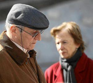 Los mayores ven crecer tímidamente su pensión. / Foto: Europa Press