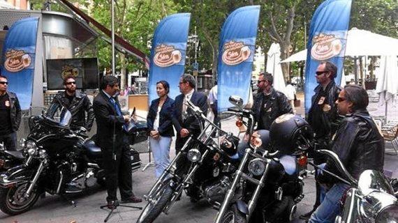 Un grupo de moteros dará la vuelta a España para concienciar sobre el consumo responsable de alcohol