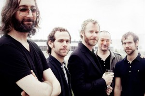 Los componentes de The National. / Foto: Charlotte Zoller