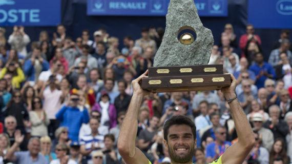 Pablo Andújar vence en Gstaad y se hace con su tercer título ATP