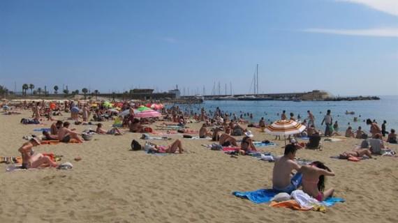 Crean una aplicación para informar sobre el estado de 300 playas catalanas