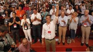 Sánchez clausuró el congreso entre aplausos. / Foto: Fuente