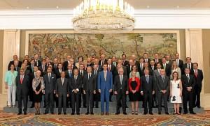 Recepción del European Australian Business Council. / Foto: Casa Real