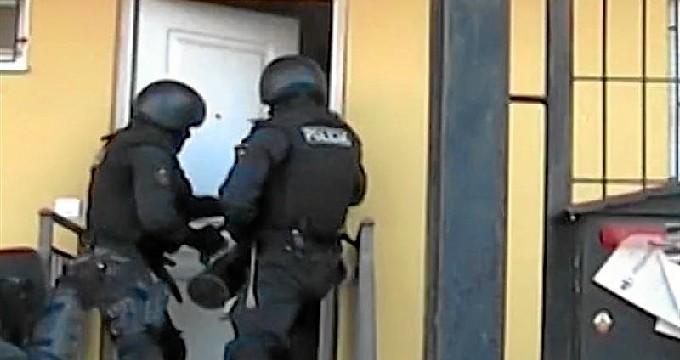 Desarticulado en Madrid un grupo itinerante de atracadores de entidades bancarias y domicilios habitados
