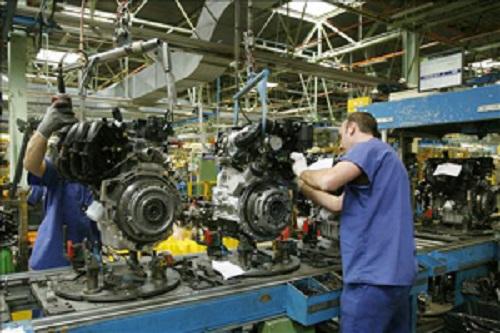 Crece el sector manufacturero en España. / Foto: Europa Press.