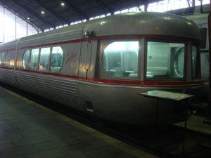Un ingeniero vasco fue quien concibió el tren Talgo. / Foto: wikipedia