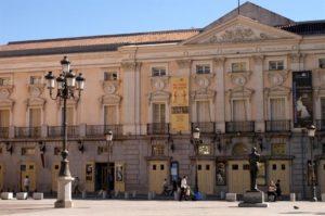 Imagen del Teatro Español.