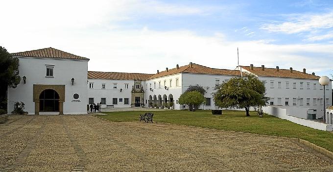 Sede de la Universidad Internacional de Andalucía.
