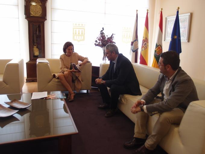 El Ayuntamiento de Logroño se adhiere al 'Pacto por la Infancia'