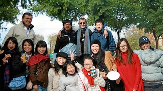 La mayoría de los estudiantes extracomunitarios en España son chinos / 在西班牙的非欧盟学生大部分为中国学生
