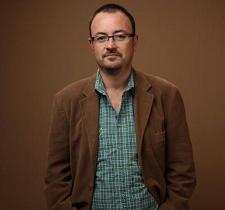 El director de cine Manuel Martín Cuenca. / Foto: www.festivalscope.com