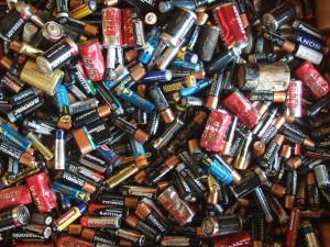 El reciclaje de pilas es un hábito respetuoso con el medio ambiente. / Foto: wikipedia.org