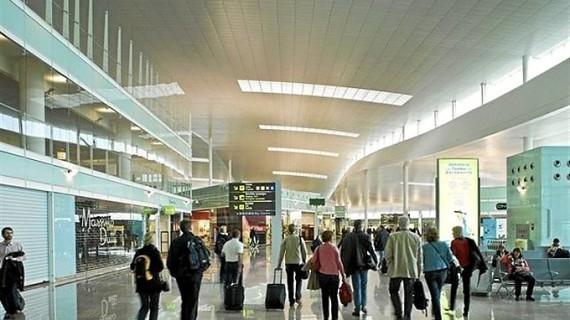 Aena aumenta un 5,3% sus pasajeros en enero con un 3,3% más de operaciones